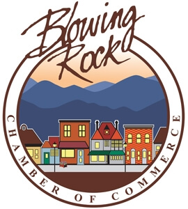 Parkway Cabins is a proud member of the Blowing Rock, NC chamber of commerce.